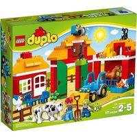 Klocki dla dzieci, Lego DUPLO Duża farma 10525