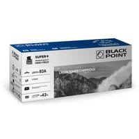 Tonery i bębny, Black Point toner LBPPH83A / CF283A (black) Darmowy odbiór w 19 miastach!