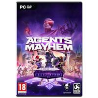 Gry na PC, Agents of Mayhem (PC)