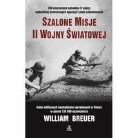 Historia, Szalone misje II Wojny Światowej (opr. kartonowa)