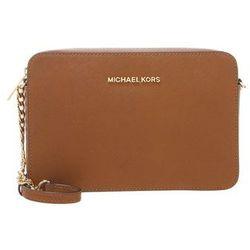 MICHAEL Michael Kors JET SET TRAVEL Torba na ramię brown