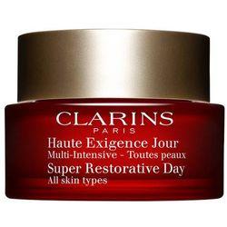 Clarins Super Restorative ujędrniający krem na dzień do wszystkich rodzajów skóry (Day Illuminating Lifting Replenishing Cream for All Skin Types) 50