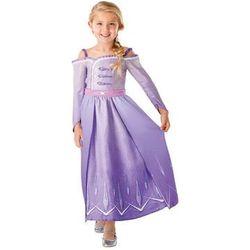 Kostium Elsa Frozen 2 Prolog dla dziewczynki - 9-10 lat