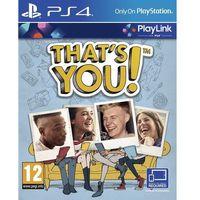 Gry na PS4, To jesteś Ty! (PS4)