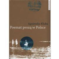 Literaturoznawstwo, Poemat prozą w Polsce - Wysyłka od 3,99 - porównuj ceny z wysyłką (opr. twarda)