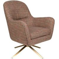 Fotele, Dutchbone Fotel lounge ROBUSTO TEXAS w kratke 3100088