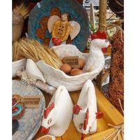 Pozostałe dekoracje, Ulica Ceramiczna - Kogut na jajka I