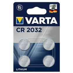 Bateria litowa Varta CR2032 guzikowa 4 szt.