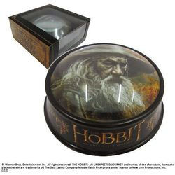 Przycisk do papieru z Gandalfem z filmu Hobbit Noble Collection (NN1325)