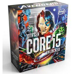 PROCESOR CORE i5-10600K 4.80 GHz FC-LGA14A BOX - BX8070110600KA 99A5FN- natychmiastowa wysyłka, ponad 4000 punktów odbioru!