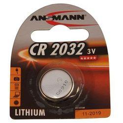 Bateria ANSMANN Lithium CR-2032 (1 szt.)