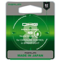 MARUMI filtr ND (8) 82 MM DHG