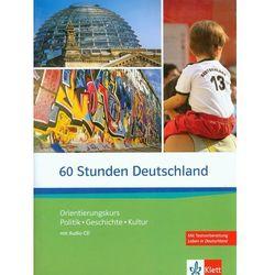 60 Stunden Deutschland + CD (opr. miękka)