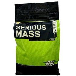 Gainer OPTIMUM NUTRITION Serious Mass 5500g