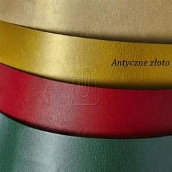 Karton wizytówkowy Argo 220 g Iceland antyczne złoto 20 sztuk