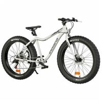 Pozostałe rowery, Rower INDIANA Fat Bike M26 Szary | 5 LAT GWARANCJI NA RAMĘ DARMOWY TRANSPORT