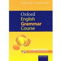 Książki do nauki języka, Oxford English grammar course intermediate (opr. miękka)
