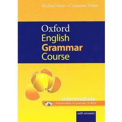Oxford English grammar course intermediate (opr. miękka)