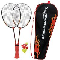 Badminton i speedminton, Zestaw do BEACHMINTONA