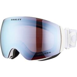 Oakley FLIGHT DECK XM Gogle narciarskie factory pilot whiteout