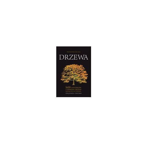 Książki o florze i faunie, Drzewa. Przewodnik Collinsa (opr. twarda)