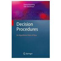 Informatyka, Decision Procedures Decision Procedures