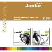 Pop, ANNA JANTAR - ZŁOTA KOLEKCJA VOL. 1 & VOL. 2 - Album 2 płytowy (CD)