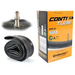 Dętka rowerowa CONTINENTAL MTB 26 x 1.75 - 2.5 (zawór AV)