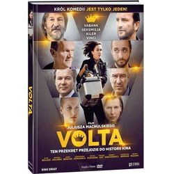 Volta DVD + książka (Płyta DVD)