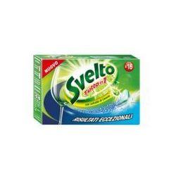 Tabletki do zmywarki Svelto - Zielona cytryna (16 szt.)