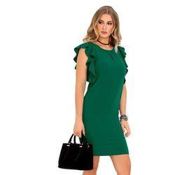 Marjoleina Green 85469 sukienka