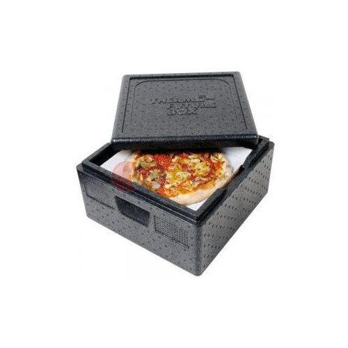 Kosze i pojemniki gastronomiczne, Pojemnik termoizolacyjny do pizzy 410x410x390 h Thermo Future Box 057351