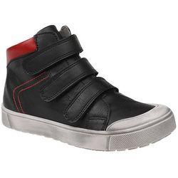Trzewiki nieocieplane buty KORNECKI 4695 Czarne - Czarny ||Multikolor