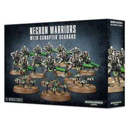 Necron Warriors With Canoptek Scarabs (49-06) GamesWorkshop 99120110034