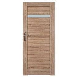 Drzwi z podcięciem Everhouse Credis 80 prawe dąb sonoma