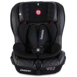 Fotelik 9-36 kg Jasper czarny skóra