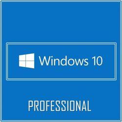 Windows 10 Professional/PL/Nowy klucz Retail FPP/Szybka wysyłka/F-VAT 23%