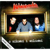 Muzyka alternatywna, O Miłości I Wolności - Kobranocka (Płyta CD)