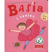 Książki dla dzieci, Basia i taniec - Zofia Stanecka, Marianna Oklejak (opr. twarda)