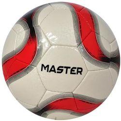 Piłka nożna AXER SPORT Master A20687 (rozmiar 5) + Zamów z DOSTAWĄ JUTRO!