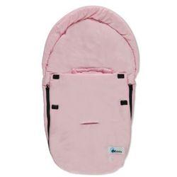 ALTA BÉBE Śpiworek letni do fotelika samochodowego art. 06 kolor różowy