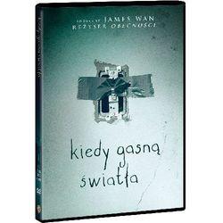 Kiedy gasną światła (DVD) - David F. Sandberg OD 24,99zł DARMOWA DOSTAWA KIOSK RUCHU