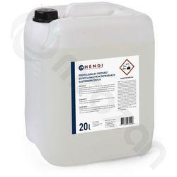 Preparat do mycia naczyń w zmywarkach 20 litrów HENDI 975046