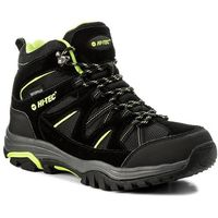 Trekking, Trekkingi HI-TEC - Raposo Mid Wp AVSAW17-HT-01 Black/Lime/Dark Grey