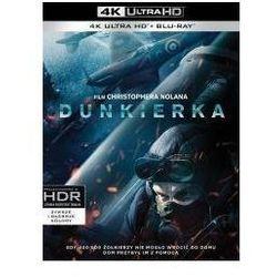 Dunkierka (Blu-ray 4K) - Christopher Nolan DARMOWA DOSTAWA KIOSK RUCHU