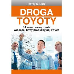 Droga Toyoty - Dostawa 0 zł (opr. miękka)
