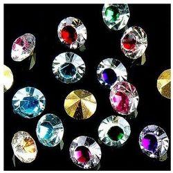 Paletka z kryształkami do zdobień 01 MIX Kryształków
