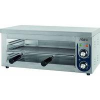 Grille gastronomiczne, Salamander elektryczny LYNN | +50/+300 °C | 2500W | 230V | 610x325x(H)280mm