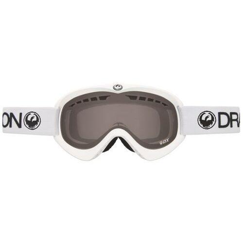 Kaski i gogle, gogle snowboardowe DRAGON - Dx Powder (Smoke) (127) rozmiar: OS