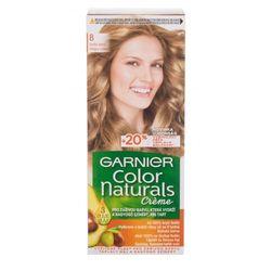 Garnier Color Naturals Créme farba do włosów 40 ml dla kobiet 8 Deep Medium Blond